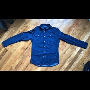 Banana Republic Button Down Oxford Slimfit Shirt